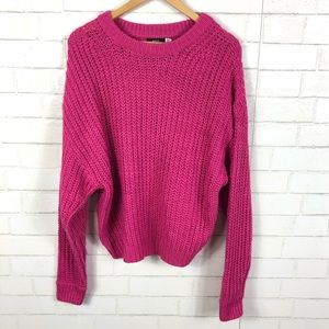 NEW Urban Outfitters, BDG Oversized Chunky Sweater